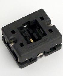 socket-qfn-opentop